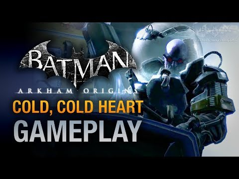 cold - A new, exclusive gameplay footage of Batman: Arkham Origins DLC