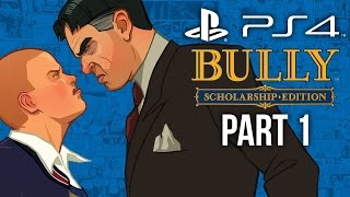 Video Bully PS4 Gameplay Walkthrough Part 1 - INTRO CHAPTER 1 (Canis Canem Edit) MP3, 3GP, MP4, WEBM, AVI, FLV September 2019