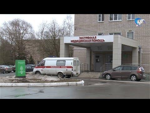 По факту смерти 56-летнего мужчины у клиники №1 пройдет проверка