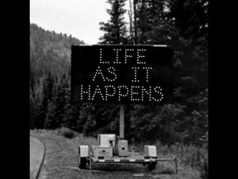Krief - Life As It Happens (Lyric Video)