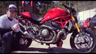 7. Ducati Monster 1200S Launch | First Ride | Motorcyclenews.com