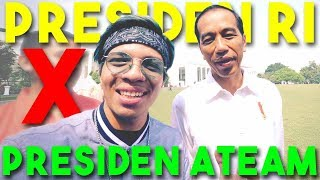 Video JOKOWI x ATTA... Diundang Pak President :) MP3, 3GP, MP4, WEBM, AVI, FLV Mei 2019