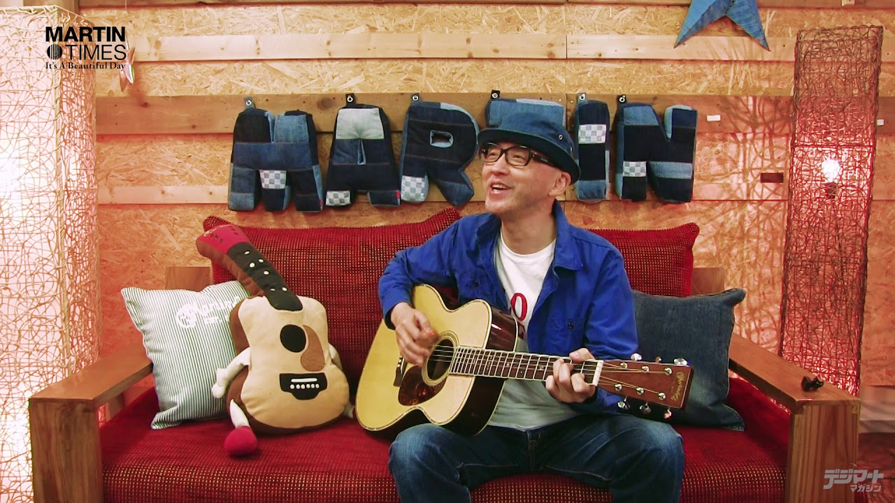J-WAVE Presents MARTIN GUITAR ACOUSTIC LIVE FES  PR【Martin Times〜It's a Beautiful Day】