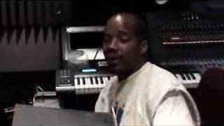 Warren G and 1500 or nothin studio session