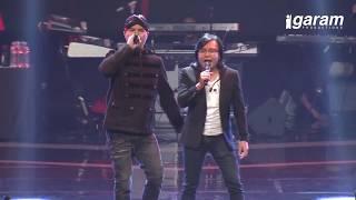 Video KONSER LARUT DALAM HARMONY 2018 - DEWA 19 Feat. ARI LASSO MP3, 3GP, MP4, WEBM, AVI, FLV April 2019