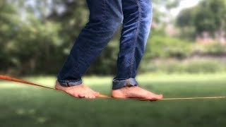 Learn to Slackline    Guest Video