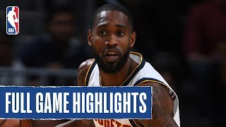 TRAIL BLAZERS at NUGGETS | Nuggets Hold On Late At Home | 2019 NBA Preseason by NBA
