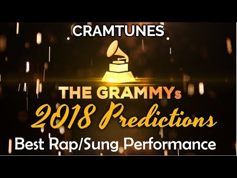 2018 GRAMMYs Best Rap/Sung Performance Nominees Prediction