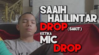 Video Saaih Halilintar Drop (Sakit) Ketika Mic Drop Gen Halilintar MP3, 3GP, MP4, WEBM, AVI, FLV April 2019