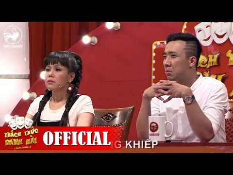 Trấn Thành Việt Hương trổ tài hát rap - Thách Thức Danh Hài mùa 2