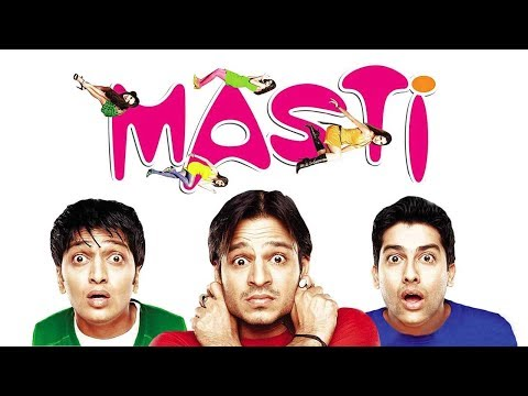 Masti (HD) | Riteish Deshmukh | Vivek Oberoi | Aftab Shivdasani | Genelia | Bollywood Latest movie