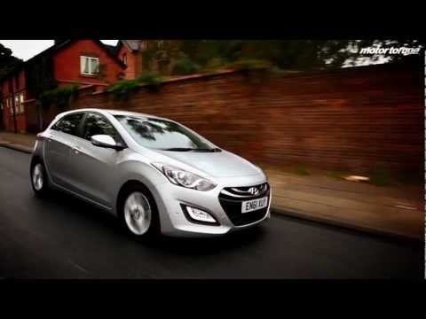New Hyundai i30 review 2012
