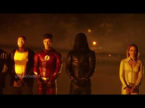 The Flash 4×08 Captain Cold returns| Crisis on Earth X