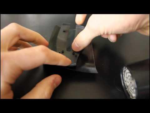 How to wrap Carbon Fiber (3M DiNoc)