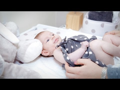 How to Dress an Infant | Baby Care