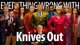 Everything Wrong With Knives Out In Whodunnit Minutes by Cinema Sins