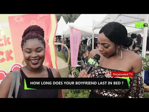 How Long Does Your Boyfriend Last In Bed?