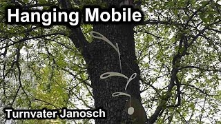 Hanging Mobile 001 by Turnvater Janosch, YouTube video thumbnail