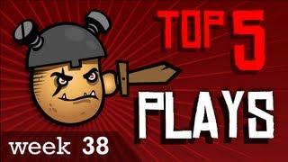 League of Legends Top 5 Plays Week 38