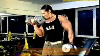 Video Latihan Back & Biceps Ade Rai part 2 MP3, 3GP, MP4, WEBM, AVI, FLV April 2019