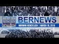 Bernews Newsflash For Monday, March 18, 2019