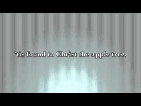 Christ the Appletree- Stanford Scriven, University Choir