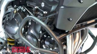 5. 2011 Triumph Tiger 800 and 800 XC at EICMA 2010