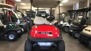 8. 2016 Club Car Precedent  Used Powersports - San Marcos,California - 2015-12-09
