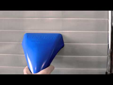 Shade Bright | The Universal Blind Cleaning Tool & Vacuum Attachment