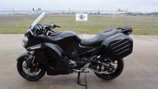 3. 2014 Kawasaki Concours 14 ABS Overview and Review