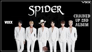 Download Lagu VIXX (빅스) - Spider (Colour Coded) [Han|Rom|Eng Lyrics] Mp3