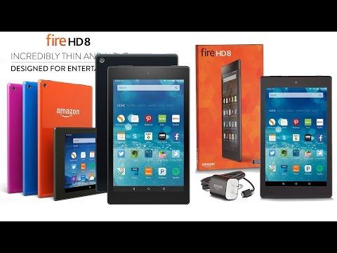 Fire HD 8, 8