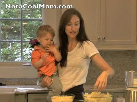 Cooking with Kids – Mashed Cauliflower with Cheese