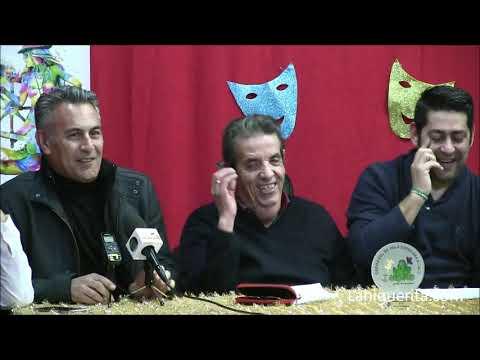 Premio Manuel Beas Conde a Pepe Comercial en los Carnavales de Isla Cristina 2020