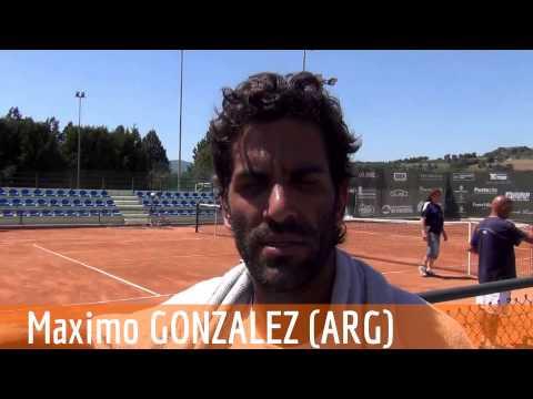 M.Gonzalez, ATP Challenger Todi 2014 (d. 62 64 Clezar)