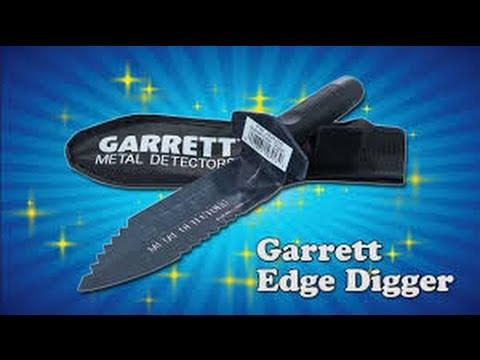 Garrett edge digger | digging tool | review | from highplainsprospectors.