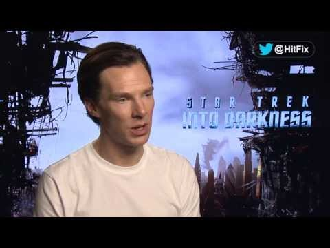 hitfixcom - Benedict Cumberbatch on playing the villain in