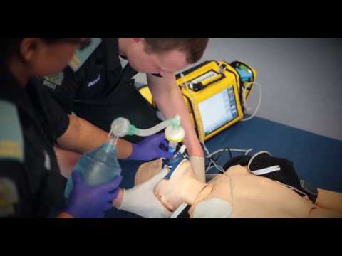 What's it like to be a paramedic student?