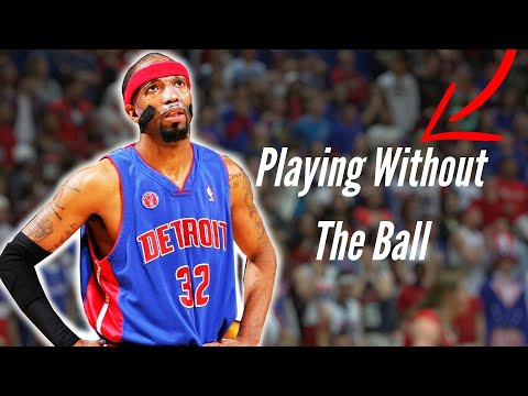 Film Study: How to Play Without the Ball (Richard Hamilton)