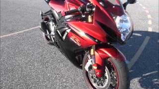 6. 2014 Suzuki GSXR750 Stock #9-1770@ Diamond Motor Sports