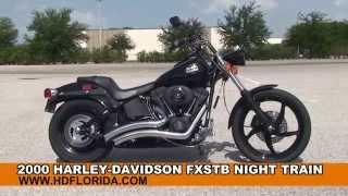 10. Used 2000 Harley Davidson Night Train for sale *
