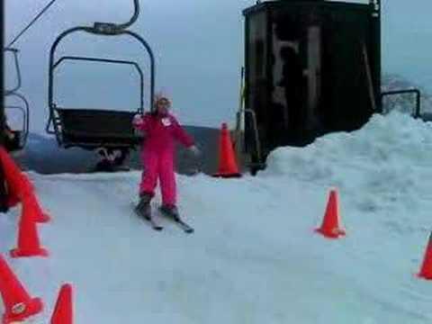 Ski Lift - Blooper