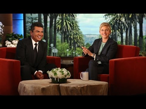 George Lopez Vows To Be Sober On The Ellen Show