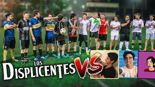 Video Los Displicentes vs Youtubers (Gonza Gravano - Alexis Sanzi - PedritoVm) | RETO en CANCHA de 7 MP3, 3GP, MP4, WEBM, AVI, FLV Juli 2018