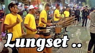 LUNGSET - Aransemen Musiknya Asik Banget - ANGKLUNG MALIOBORO (Pengamen Kreatif Jogja) CAREHAL Video