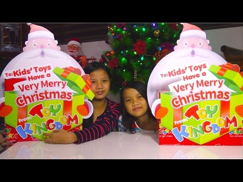 Toy Kingdom's Christmas Gifts to Kids' Toys - Christmas Edition