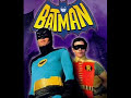 The theme song to the old Batman TV show. Starring Adam West.