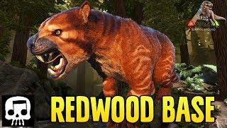 Click to Sub ▷ http://jtmch.co/SubJTGaming We migrate to the redwoods to create a base and tame some new friends.