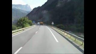 Mont-Blanc felé
