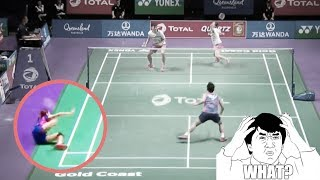 Video Top 20 Mind Bending BADMINTON RALLIES of 2017 MP3, 3GP, MP4, WEBM, AVI, FLV Mei 2018